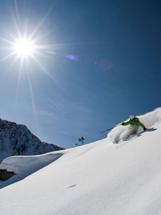 Wasatch Sampler 3-Day Backcountry Skiing Clinic
