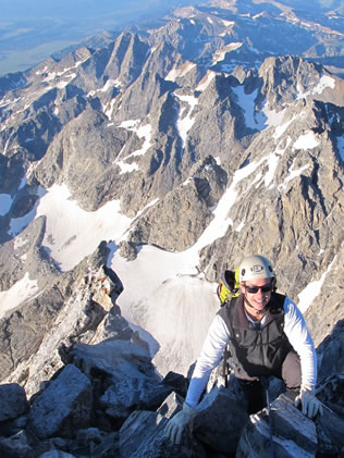 Grand Teton Preparation - Rock Climbing & Mountaineering